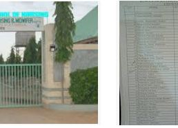 Katsina College of Nursing Past Questions