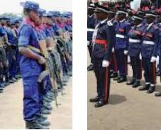 Civil Defence Shortlist (NSCDC) 2020