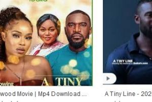 A Tiny Line Nollywood Movie Download