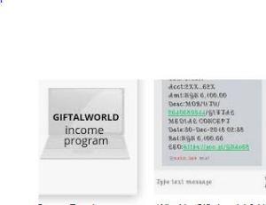 Giftalworld Registration Login