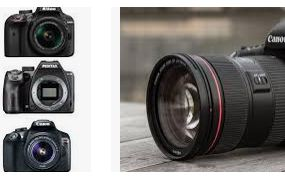 Best DSLR Cameras and Price