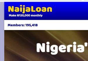 Naijaloan com Sign up