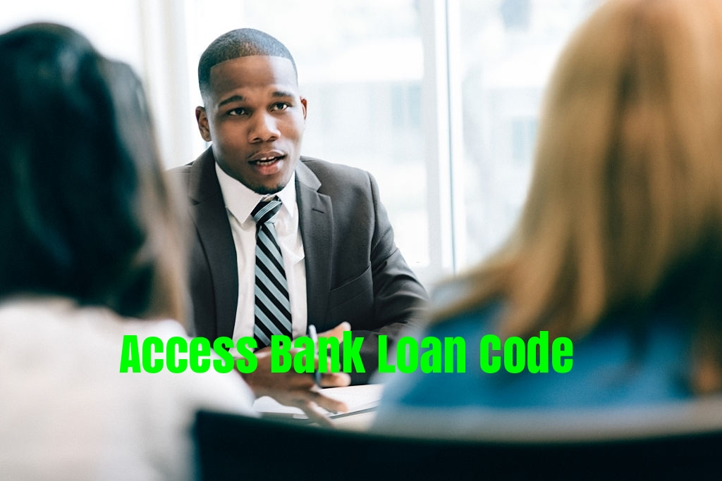 Access Bank Loan Code 2020