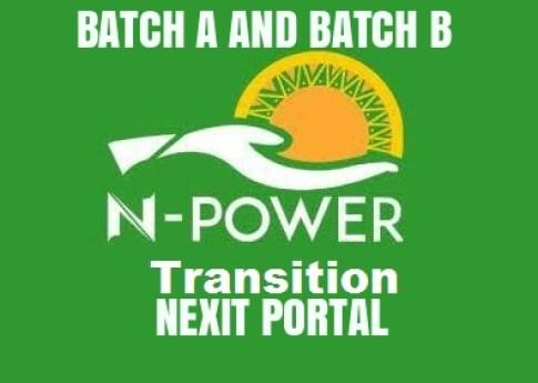 Nexit Portal for Npower Beneficiaries