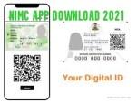 NIMC App Download 2021- NIMC App Registration And Linking