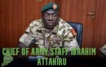 Chief of Army Staff Ibrahim Attahiru – Biography 2021
