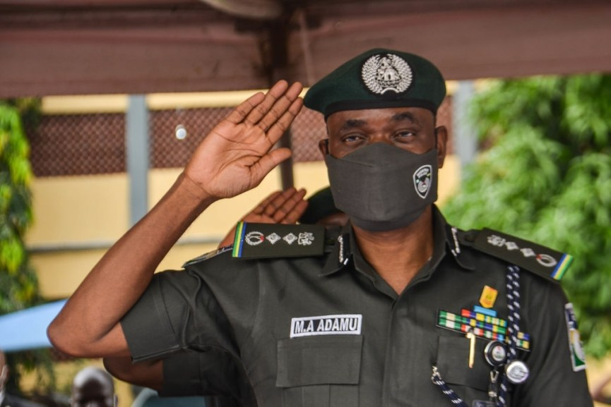 Structure of the Nigerian Police Force Salary