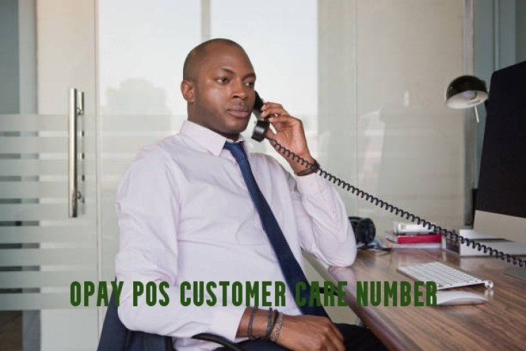 Opay POS Customer Care Number