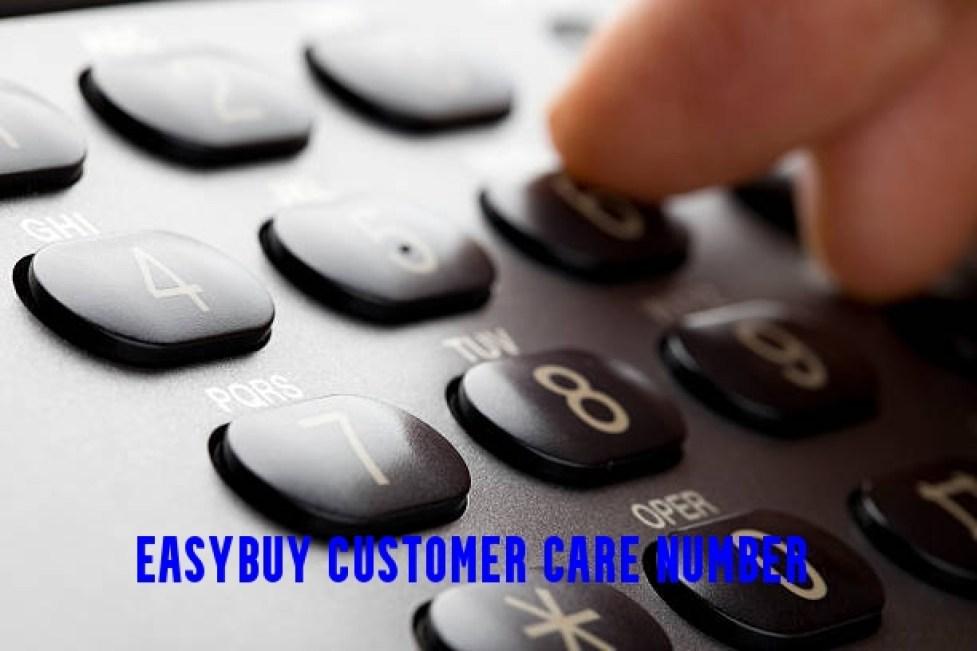 EasyBuy Customer Care Number