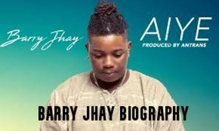 Barry Jhay Biography
