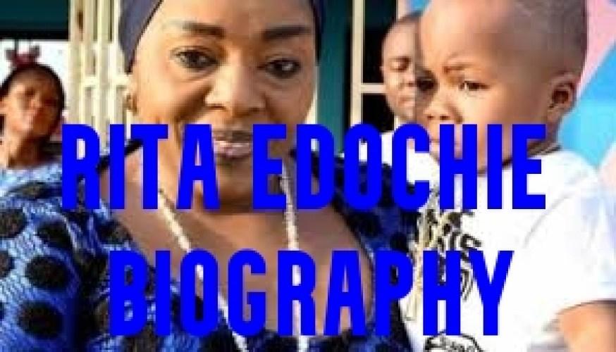 Rita Edochie Biography