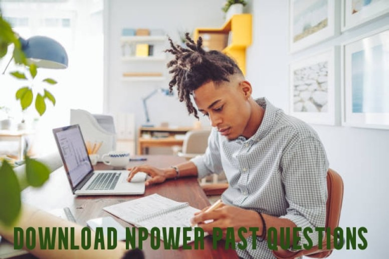Download Npower Past Questions