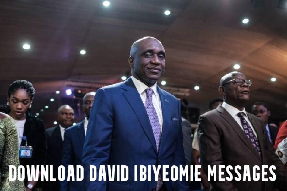 Download David Ibiyeomie Messages