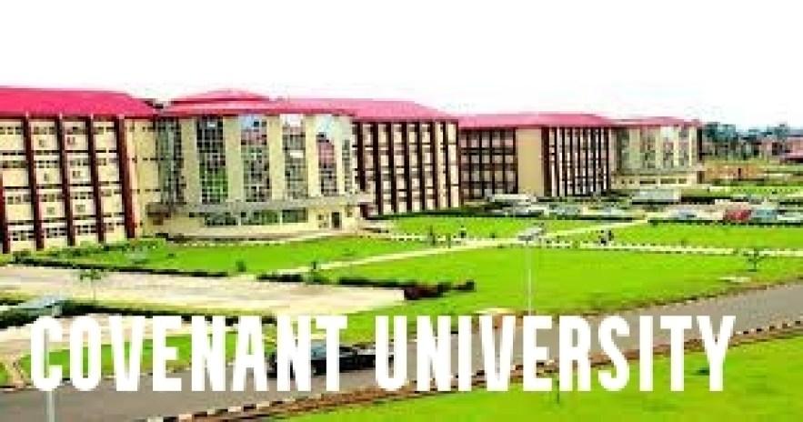 Covenant University School Fees