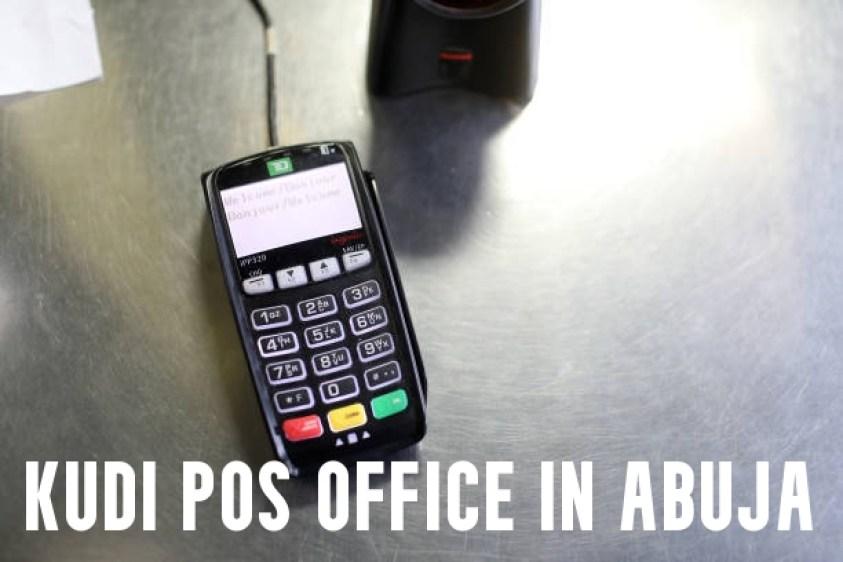 Kudi POS Office in Abuja