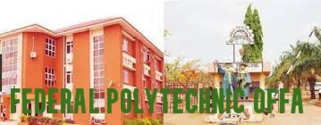 Federal Polytechnic Offa Portal