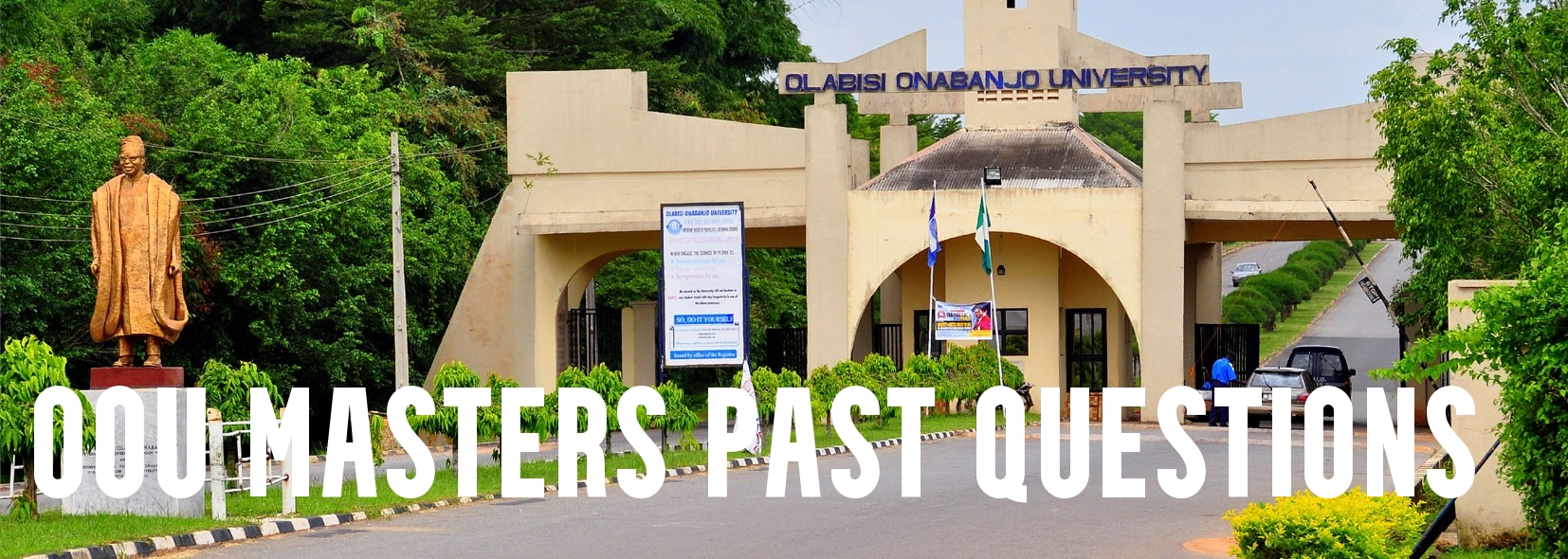 OOU Masters Past Questions
