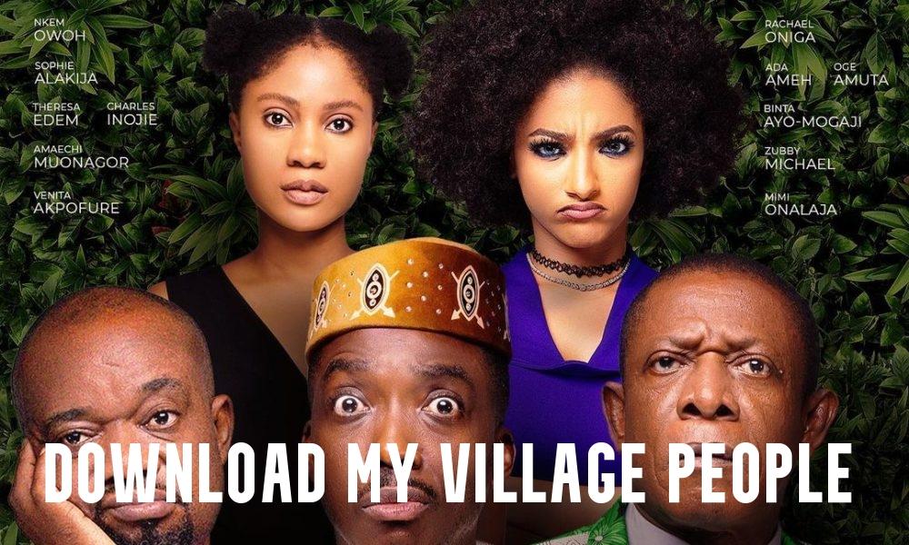 Download My village people