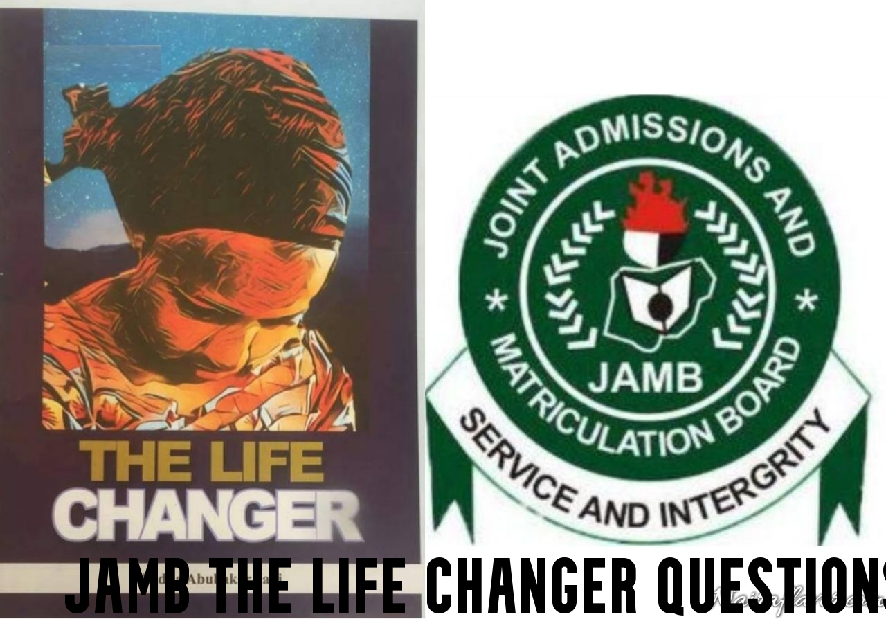JAMB The Life Changer Questions