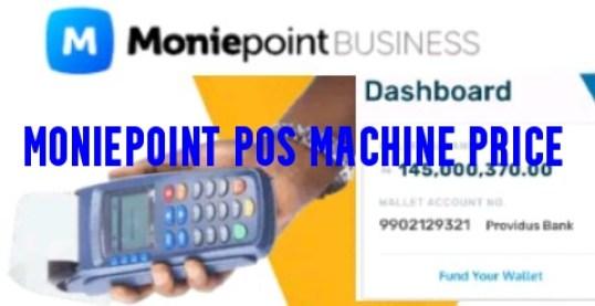 Moniepoint POS Machine Price