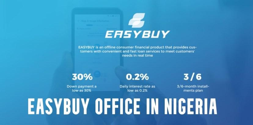 Easybuy Office in Nigeria