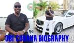 Obi Cubana Biography and Business Networth
