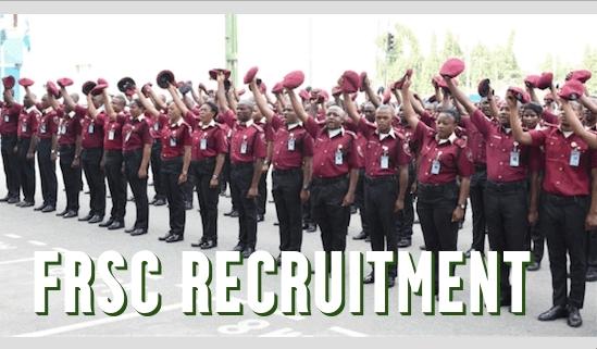 FRSC Recruitment Closing Date