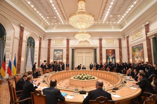 UKRAINE : UN ACCORD ENTRE LES DIFFERENTES PARTIES