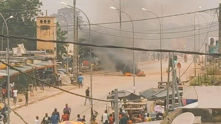 Côte d'Ivoire :  des tirs dans un camp militaire de Korogho font des morts