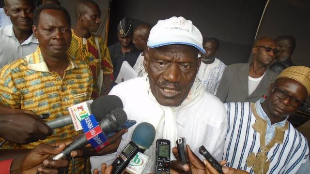 Parti de la renaissance nationale, PAREN :Laurent BADO adresse une mise en garde indirecte à Abdoul Karim SANGO
