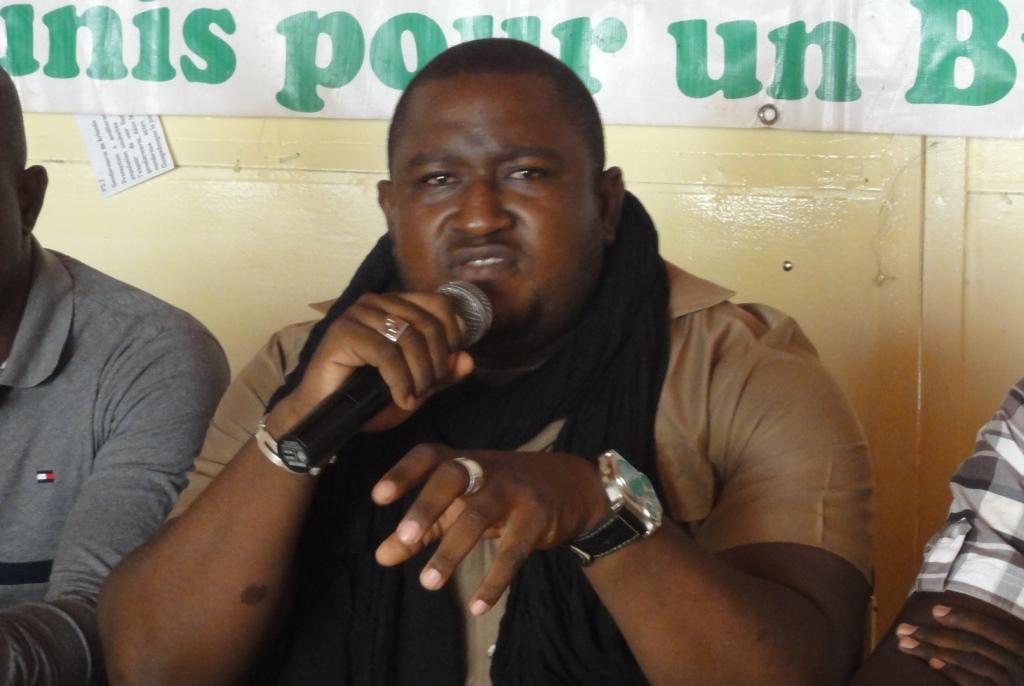 Lettre ouverte de l'ADP à Alassane Bala Sakandé, président du parlement burkinabè
