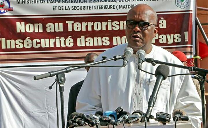 Attaques terroristes: L'heure n'est plus aux paroles!