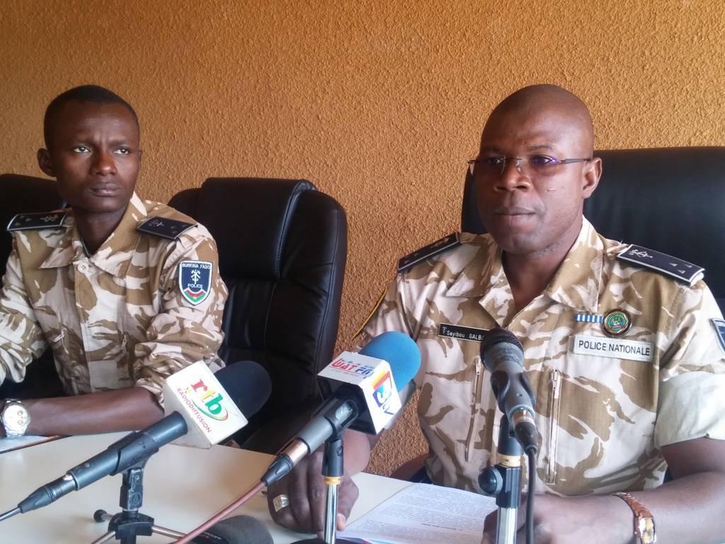 Sécurité: «Naïm TOURE a fait foirer l'enquête» (commissaire Galbané)