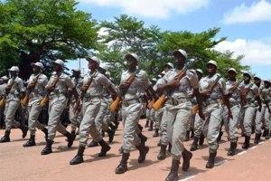 Nécrologie : inhumation du policier tué par des bandits à Bobo-dioulasso