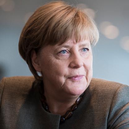 Coopération : Angela Merkel à Ouagadougou (Présidence du Faso)