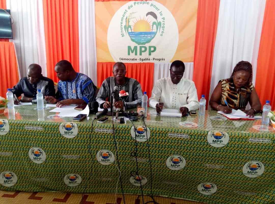 Politique: le président ne négocie pas avec les terroristes (APMP)