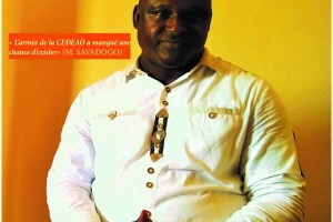 Sécurité au Sahel: «l'armée de la CEDEAO a manqué une chance d'exister» (M. SAVADOGO)