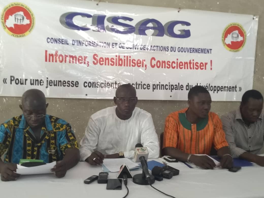Société: «le Burkinabé incarne la méchanceté, l'hypocrisie et l'incivisme»(CISAG)