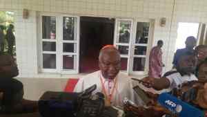 Cardinal Paul Ouédraogo