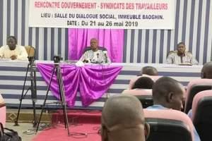 Rencontre gouvernement syndicat : l'IUTS doit être au centre des débats