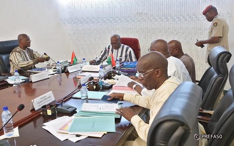 Compte rendu du conseil des ministres du 13 juin 2019