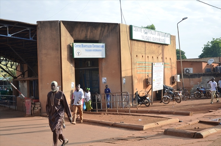 Opération caisses vides: plus de films pour les radios à Yalgado