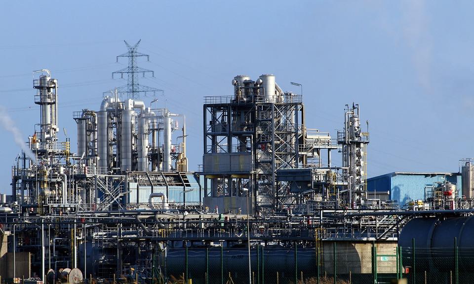 chemia przemysłowa