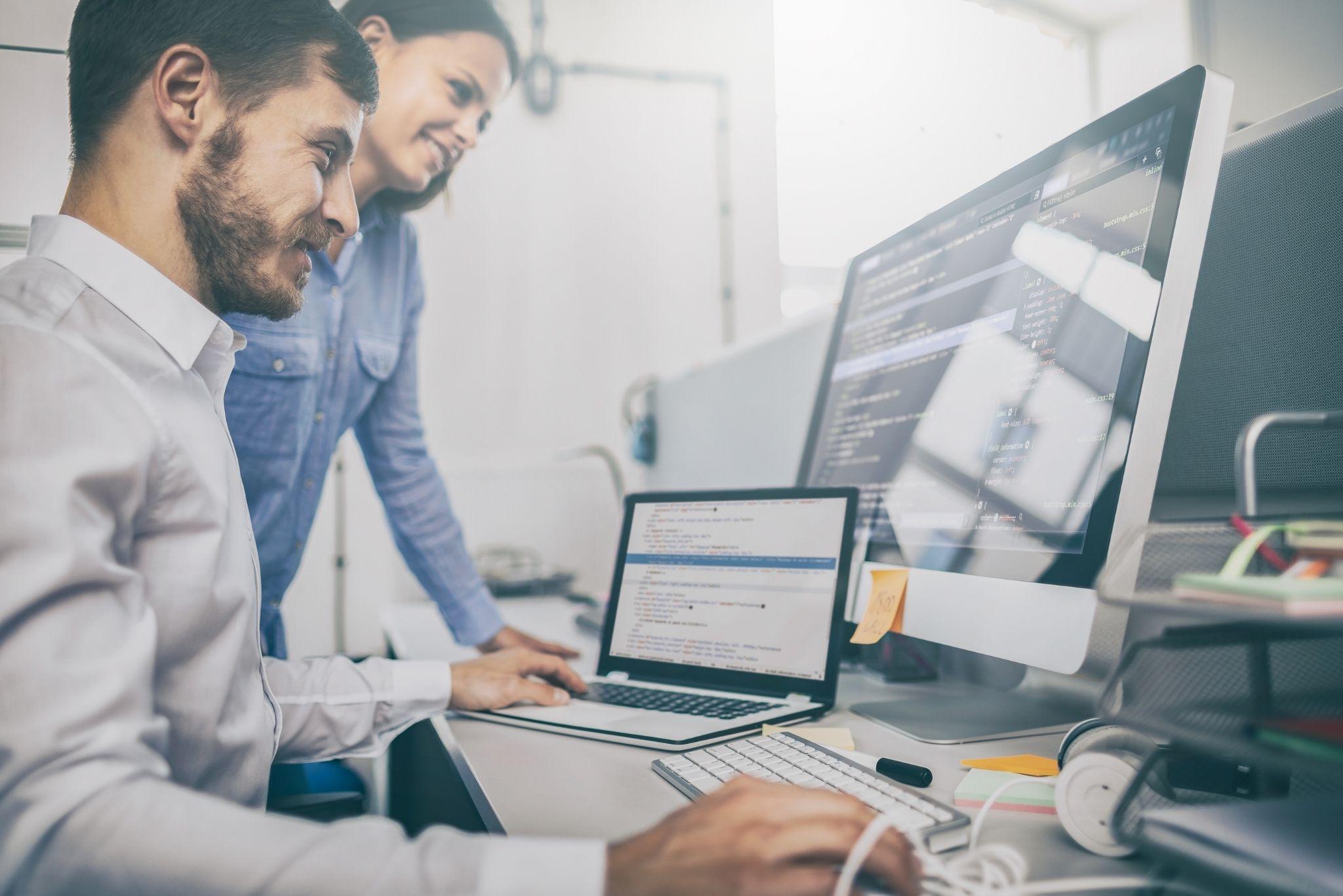 Soluções tecnológicas usadas em grandes empresas – parte 1