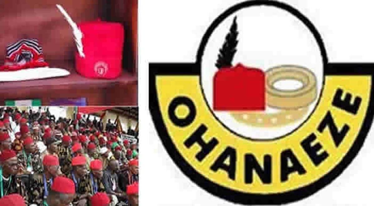 Produce Nnamdi Kanu in court on Thursday unfailingly – Ohanaeze tells Nigerian govt