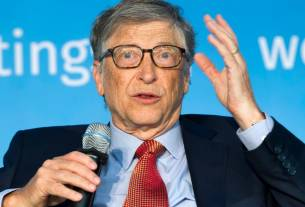 Bill Gates opens up on divorce