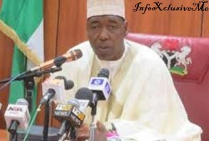 BREAKING: Choose between an endless war or to accept surrendered terrorists - Governor Zulum