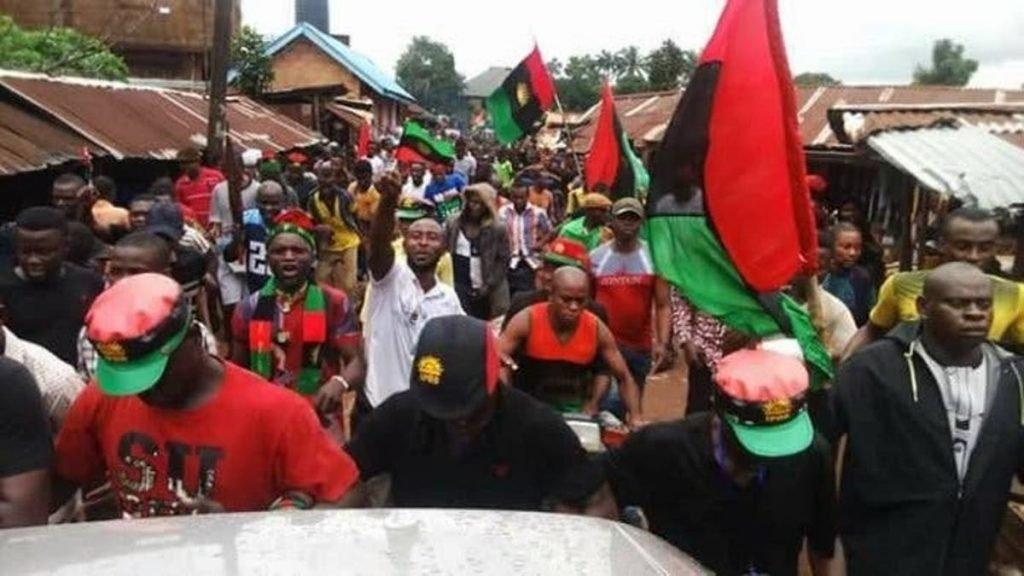 IPOB replies Reuben Abati on drug dealer allegedly sponsoring Nnamdi Kanu, Biafra