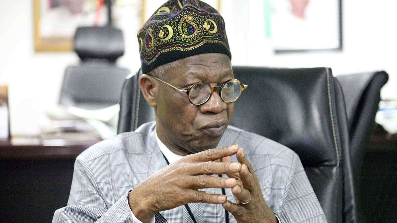 Lai Mohammed Warns Foreign Countries To Backoff Nnamdi Kanu Case, Stating Consequences