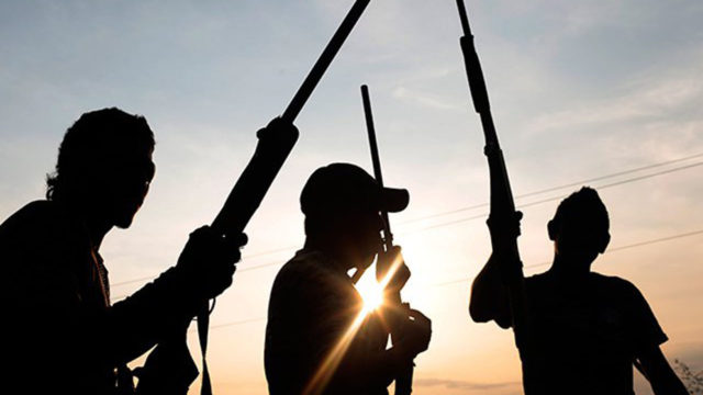 JUST IN: Unknown Gunmen Kidnapped popular Nigerian Politician